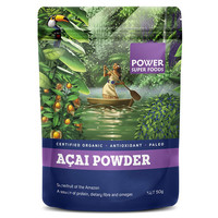 Buy Power Super Foods Acai Berry Power 50g