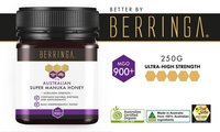 Buy Berringa Manuka Honey 900+ 250g