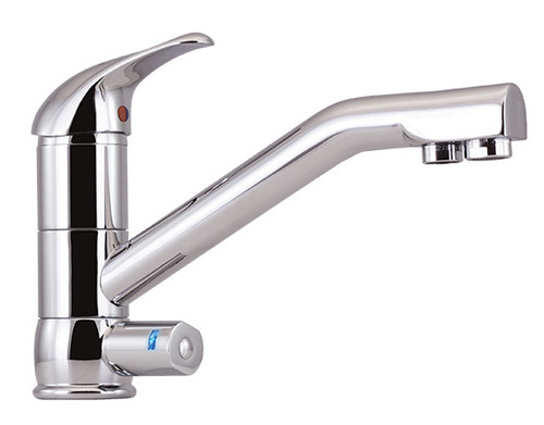 Puretec 3 Way Sink Mixer - Tripla T2
