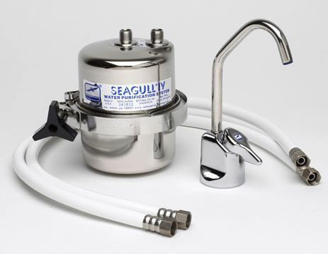 General Ecology Seagull IV X-1F Water Purifier