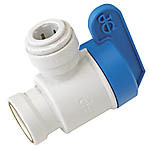 Buy John Guest Shut Off Valve 38 Tube x 14 F
